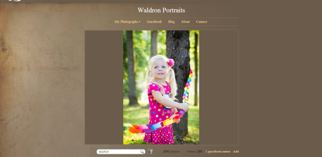 Waldron Portraits
