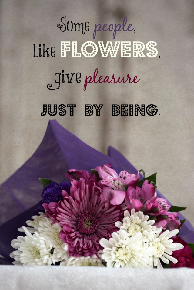 Friends are the flowers missie d photography - Flowers that mean friendship ...